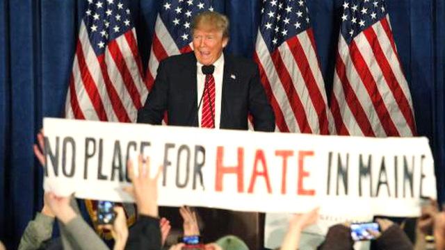 Trump maine