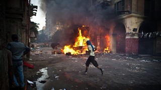 Egypt-protests