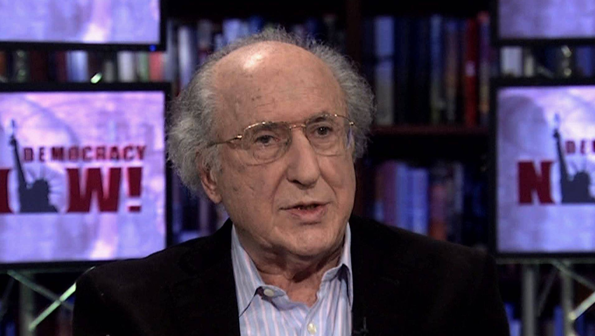 "Henry Siegman, Leading Voice of U.S. Jewry, on Gaza: ""A Slaughter of Innocents"""
