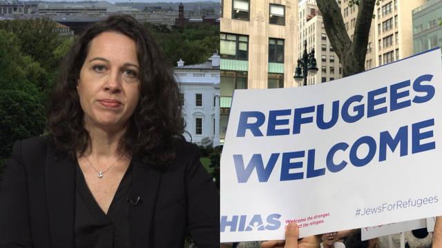 Seg nazar welcome refugees split