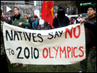 Olympic Resistance: Indigenous Groups, Anti-Poverty Activists, and Civil Liberties Advocates Protest 2010 Winter Games in Vancouver