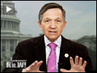 "Rep. Kucinich: Lack of Congressional Approval Could Make Obama's Libya Attack ""Impeachable Offense"""