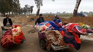 S3 airstrike victims iraq
