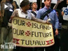 Citing Its Survival, Pacific Island of Tuvalu Interrupts Copenhagen Summit to Call for Binding Climate Commitments