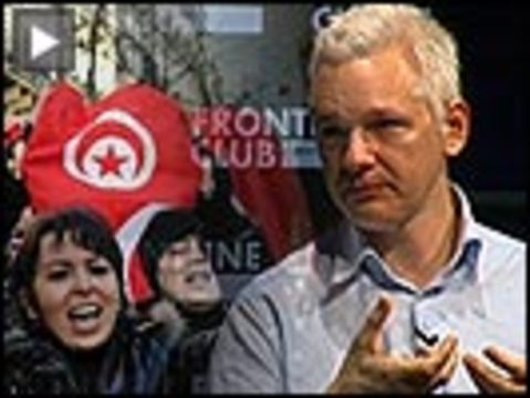 Assange arabspring