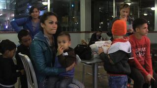 Family detention immigrant asylum seekers v2