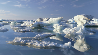 Arctic sea ice drilling shell 1