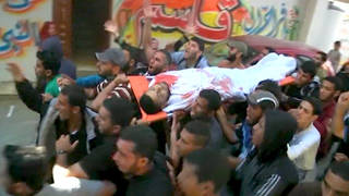 S2 gaza funeral