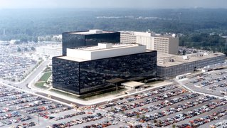 National_security_agency_headquarters_fort_meade_maryland