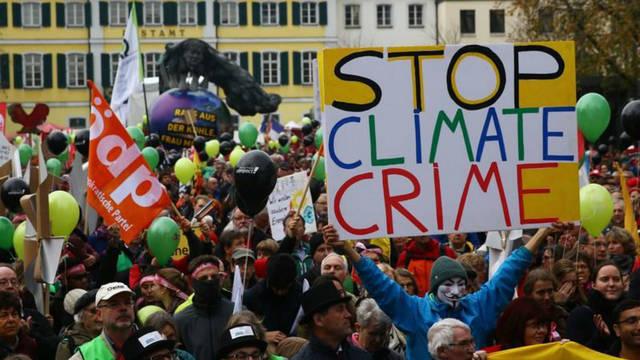 Bonn protest